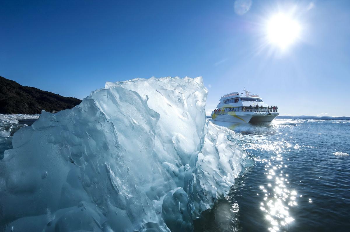 Viaje al Glaciar Laguna San Rafael