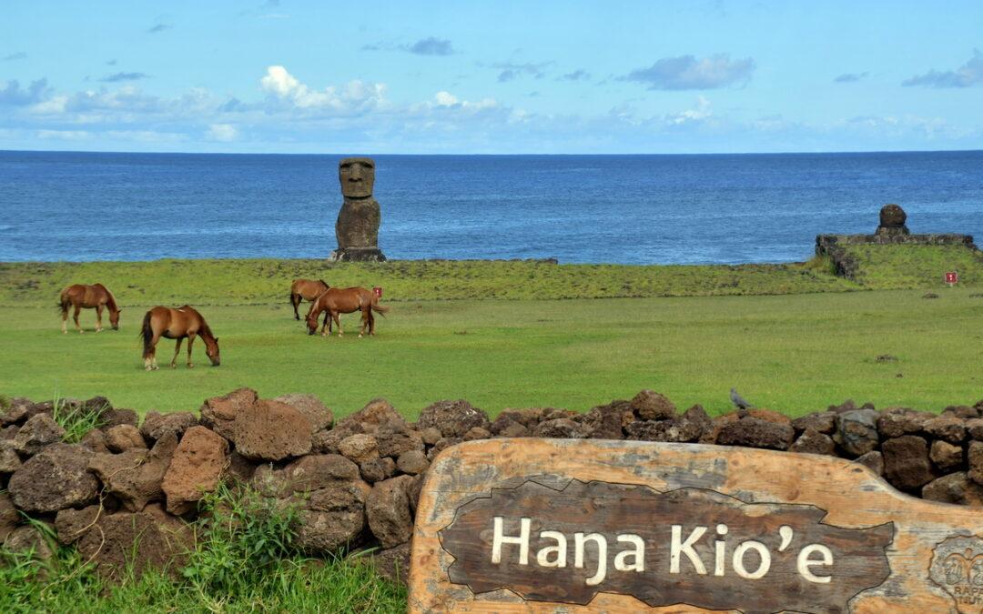 VC129 Viaje a Rapa Nui Isla de Pascua