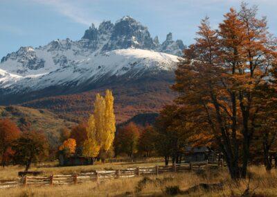 Cerro Castillo región de Aysén Patagonia